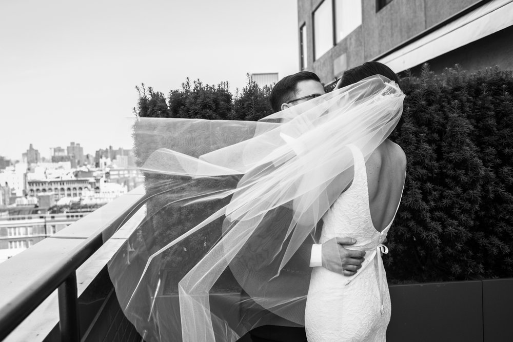 Amber Marlow NYC wedding and elopement photographer
