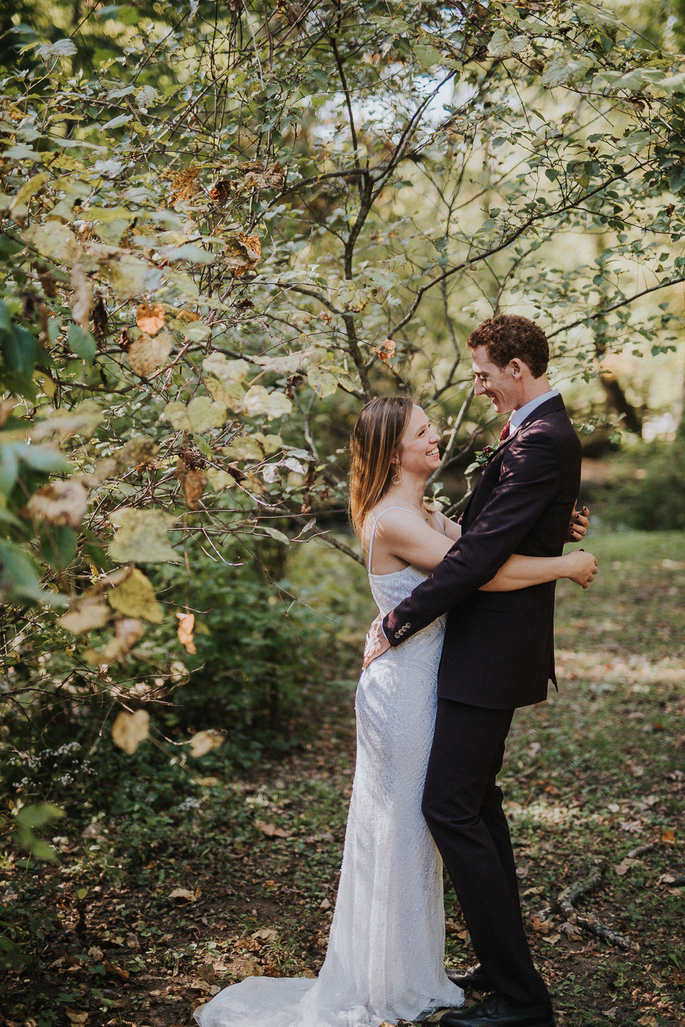 Columbus Ohio Backyard Wedding by Rachel Joy Barehl