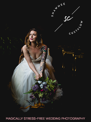 Shawnee C Photography - Magically Stress-free Wedding Photography