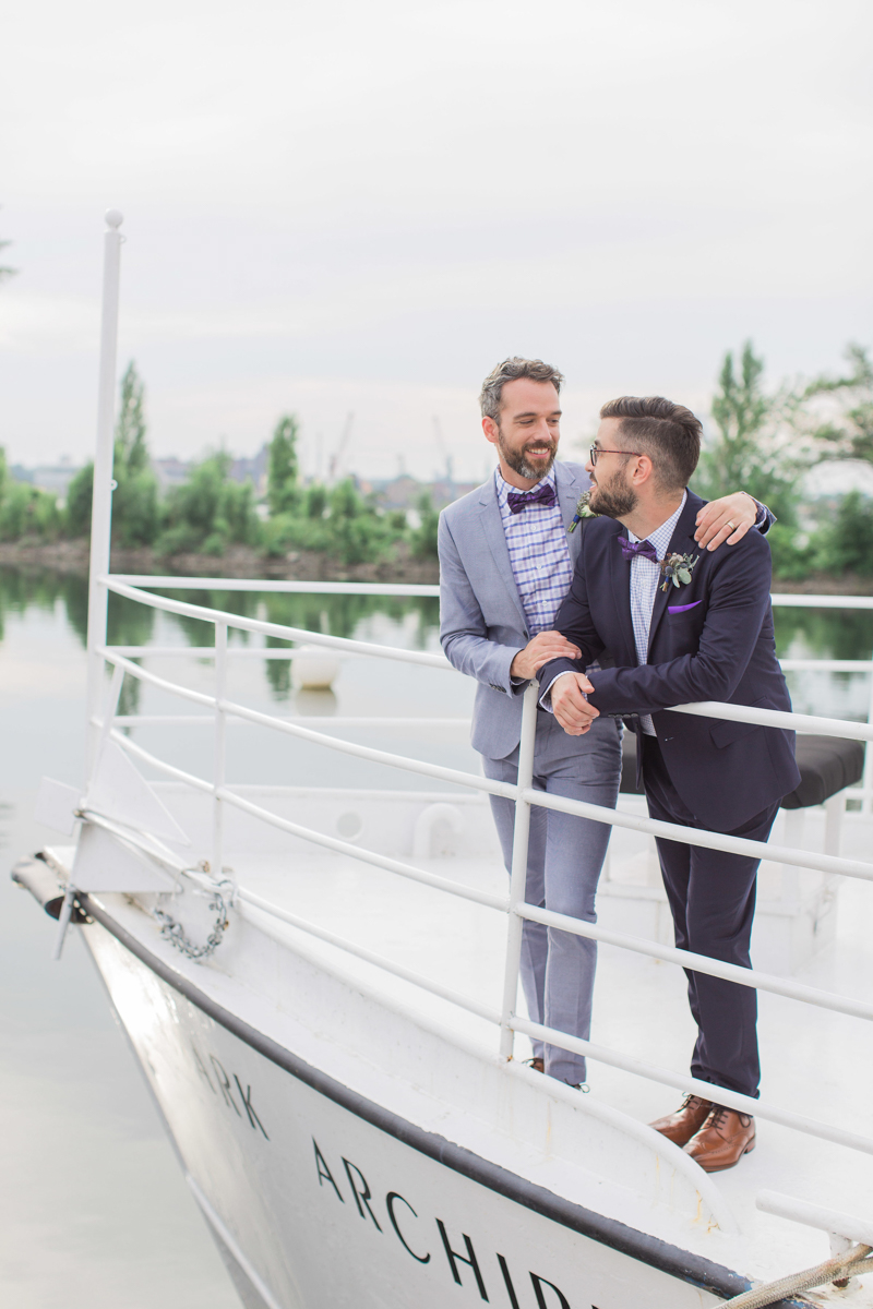 Summer wedding style for grooms