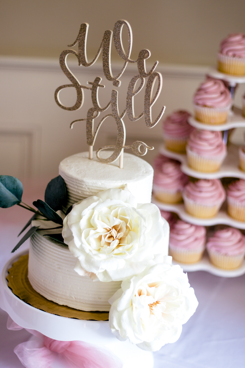 I still do cake topper