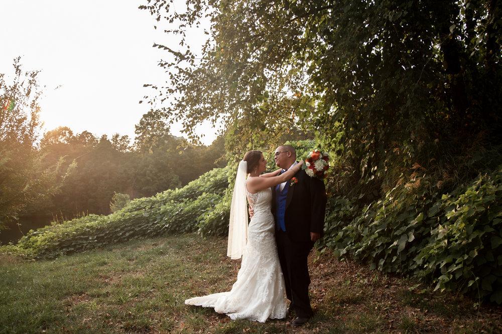Ballroom wedding charlotte nc embrace by trees
