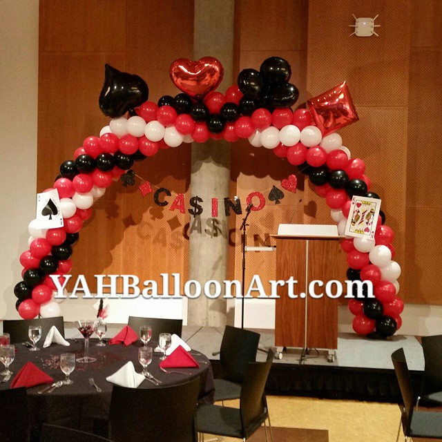 Young at Heart Balloon Art