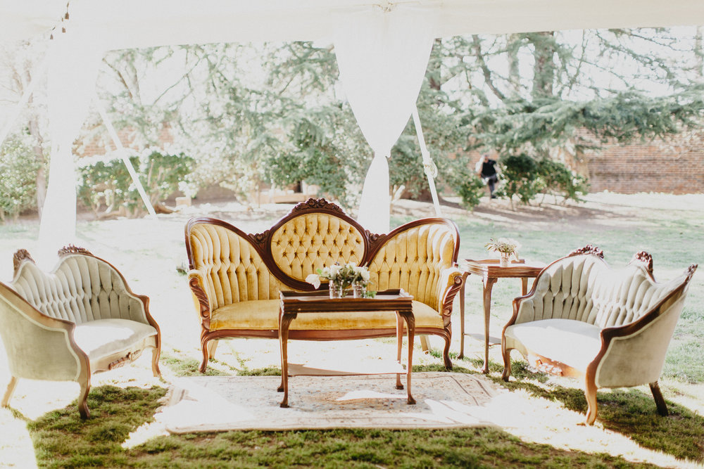 Paisley & Jade Event Rentals Richmond Virginia