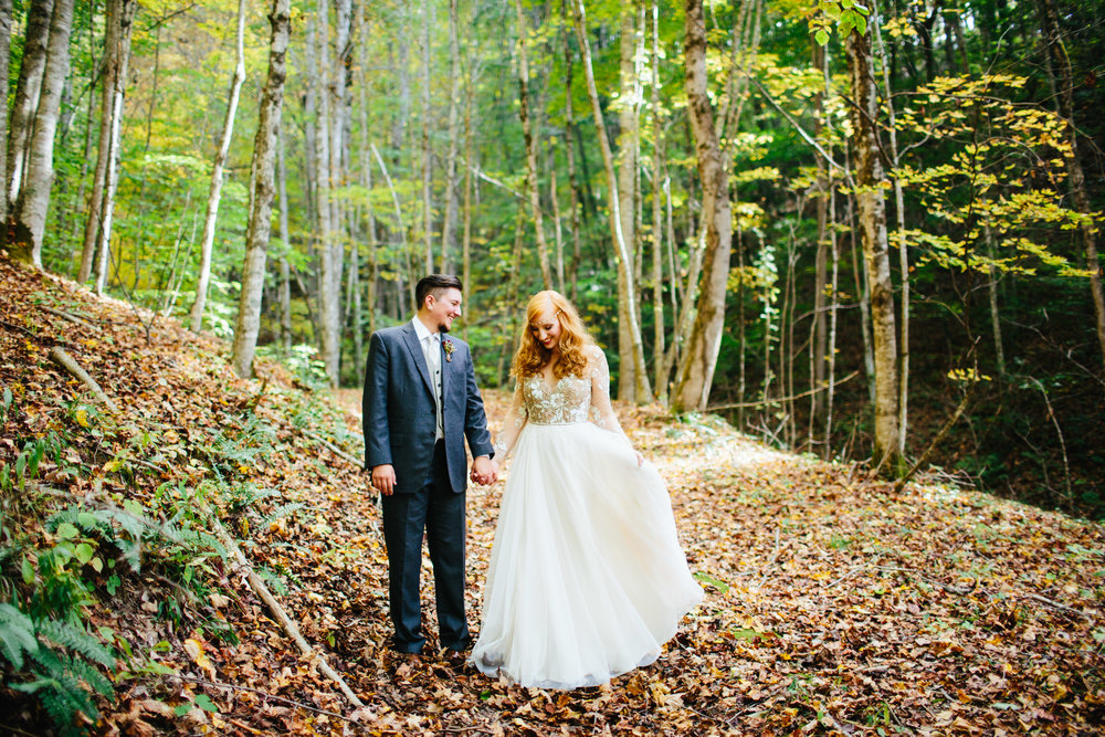 Queer Trans Appalachian Wedding Tennessee Alex Bee Photo