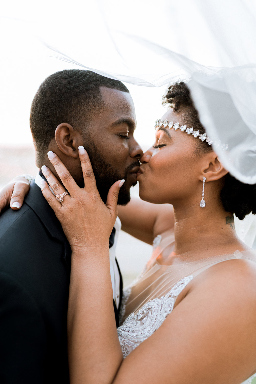 Memphis Tennessee wedding basketball coaches Kaitlyn Stoddard Carter Photography