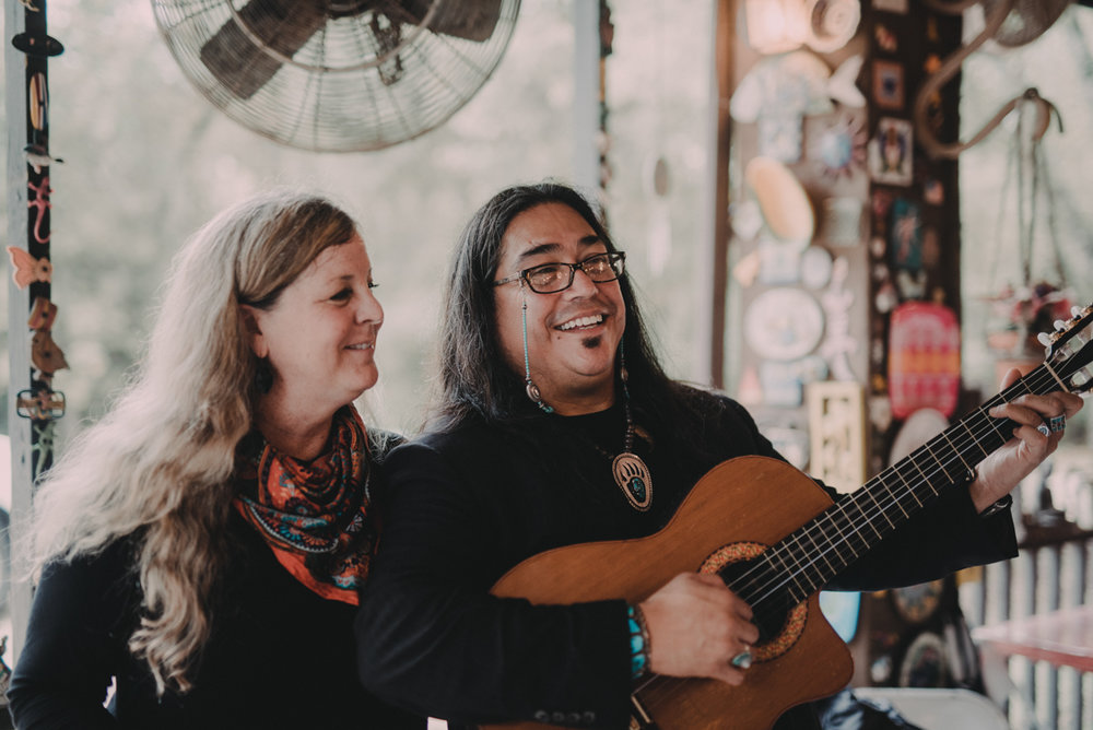 intimate, eclectic austin wedding musicians