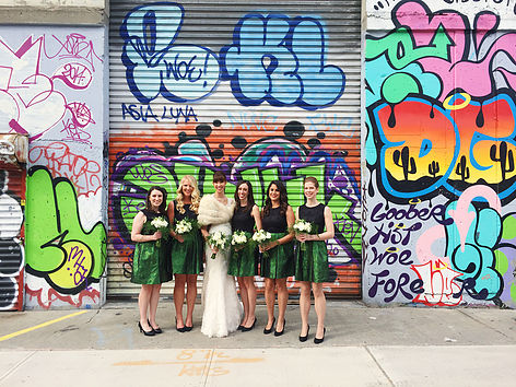 Mae B Films New York City Videography