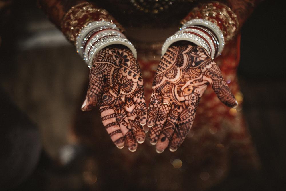 Denver Same-Sex Indian Wedding albertine's henna and bangles