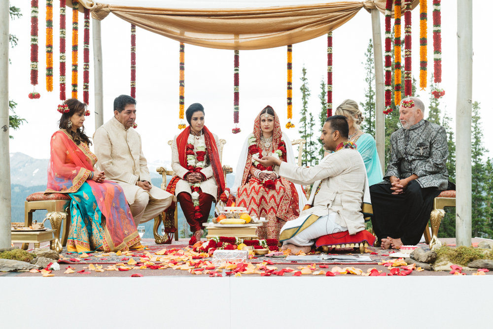 Denver Same-Sex Indian Wedding ceremony