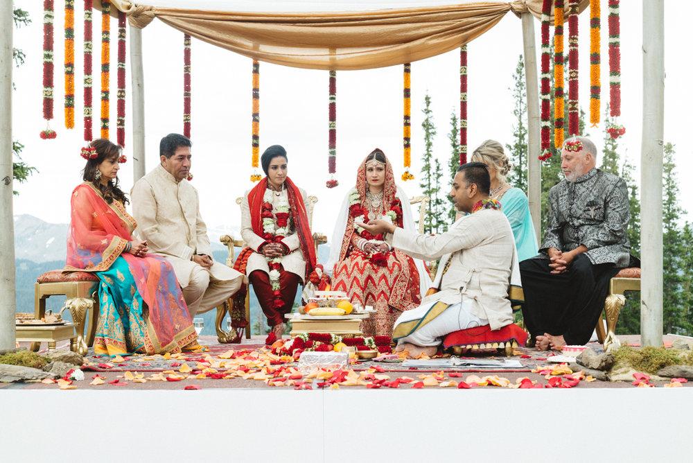 Denver Same-Sex Indian Wedding ceremony