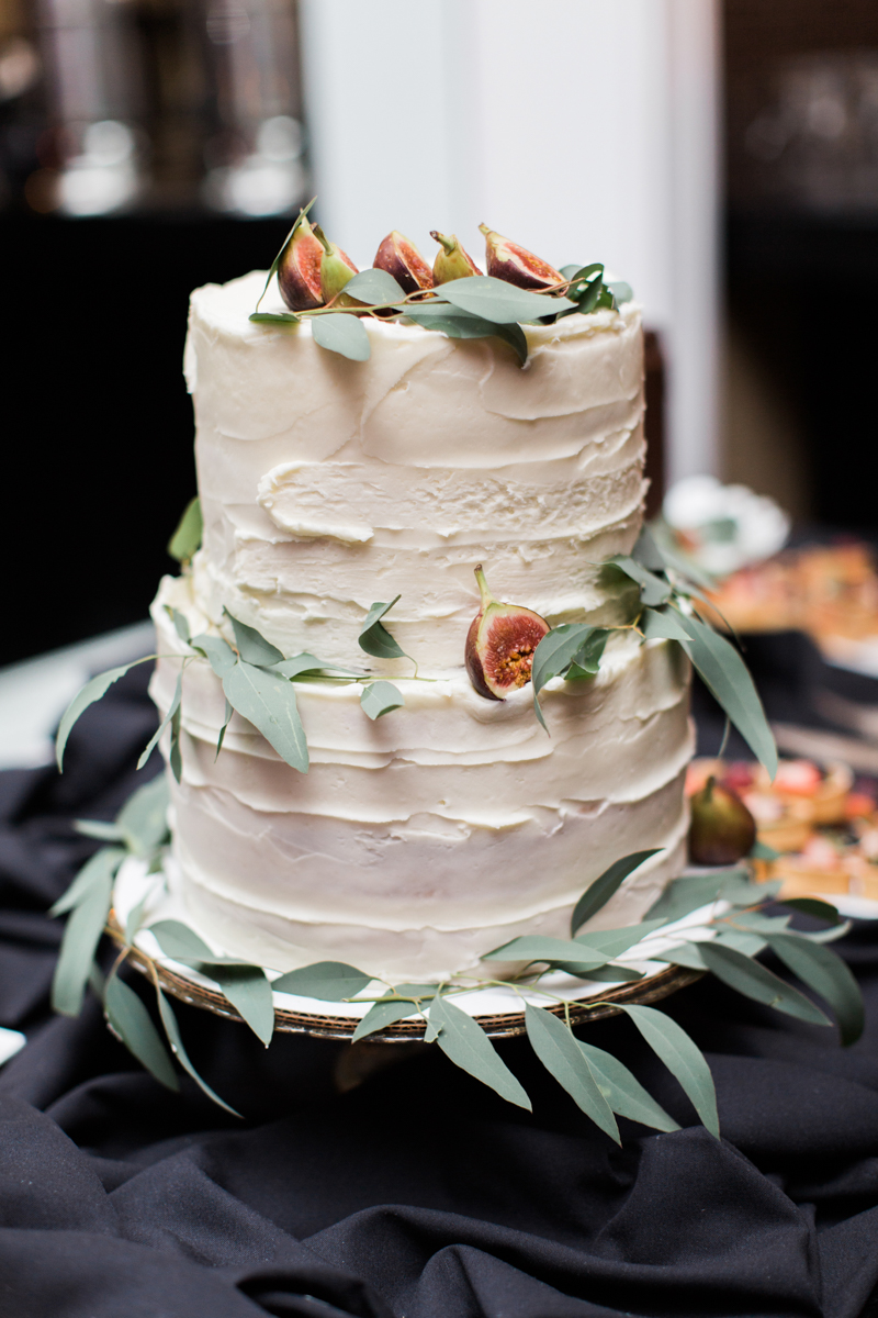 Saint augustine wedding wedding cake
