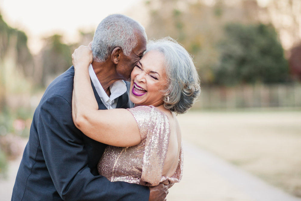 47 years of amazing photo shoot amber robinson embrace, wanda laughing