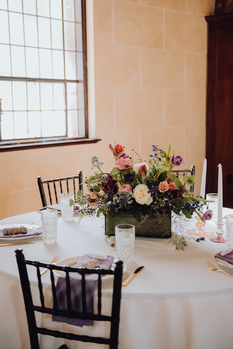 emily bauso styled shoot set table
