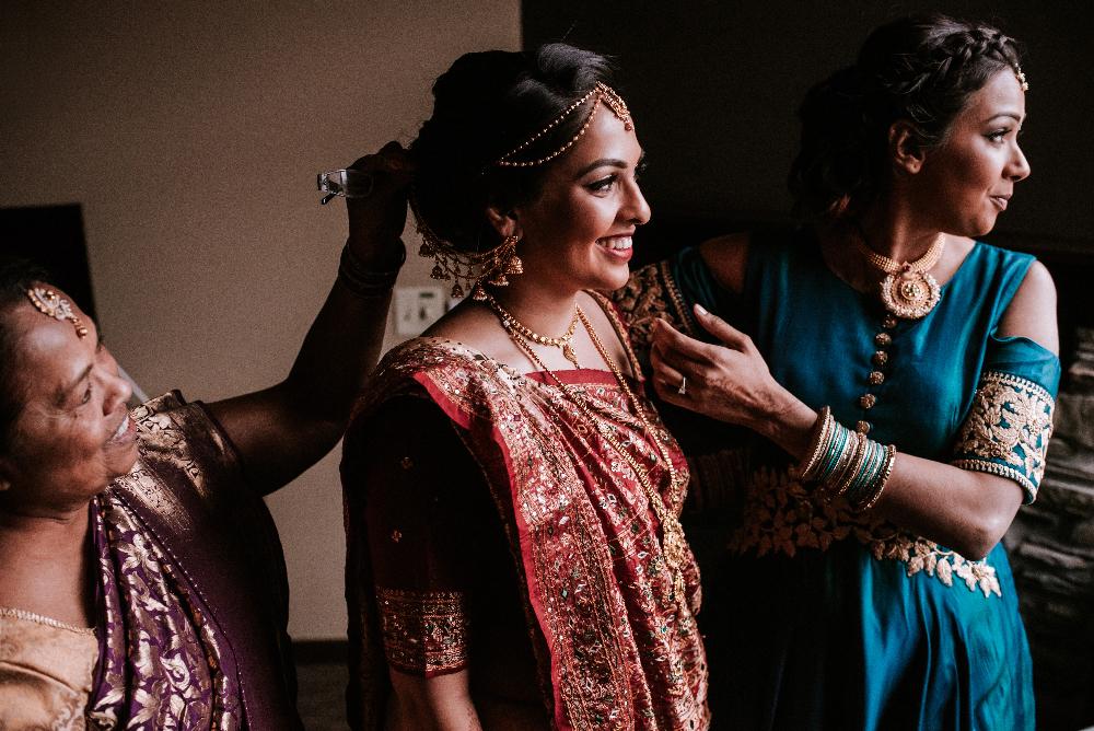 Charmi Patel Peña Photography Camelback Lodge Poconos Pennsylvania New Jersey and New York Hindu Indian Wedding