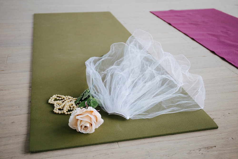 wedwell bridal wellness guide and yoga