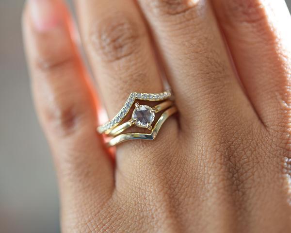 Valerie Madison Jewelry Seattle Washington Wedding Engagement Ring