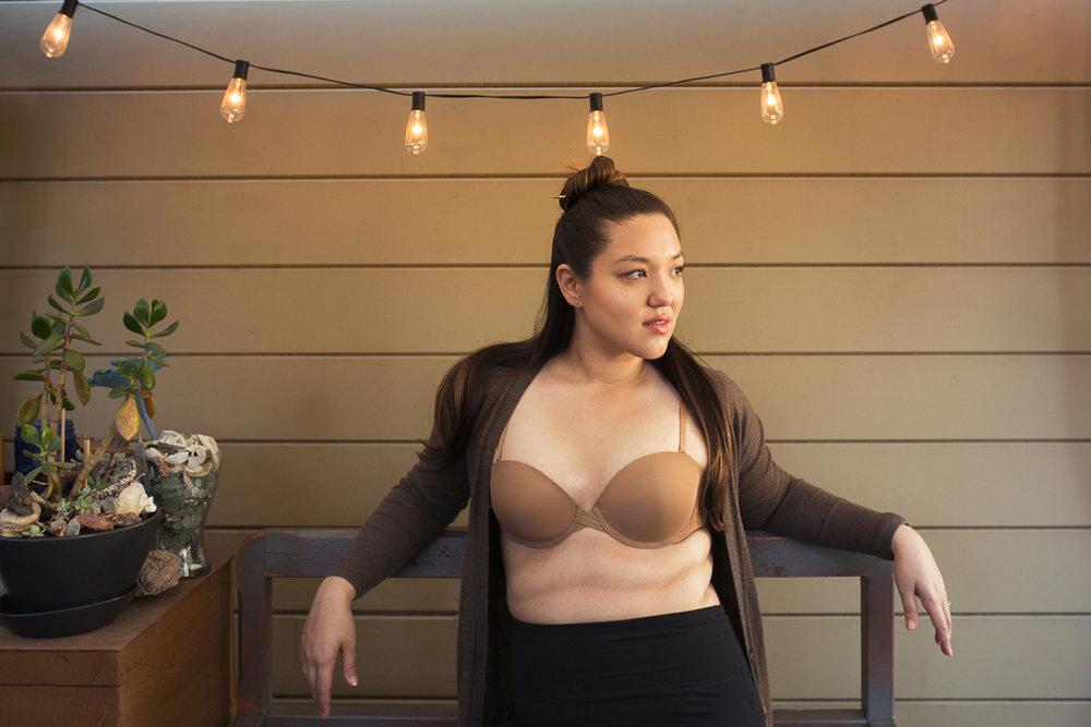 Ella Sophie Photography wedding body positive boudoir san francisco bay area photographer