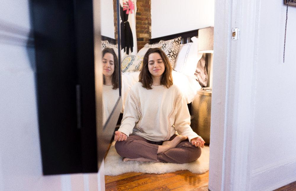 Lilia Karimi WedWell wedding planning wellness yoga meditation mindfulness stress relief