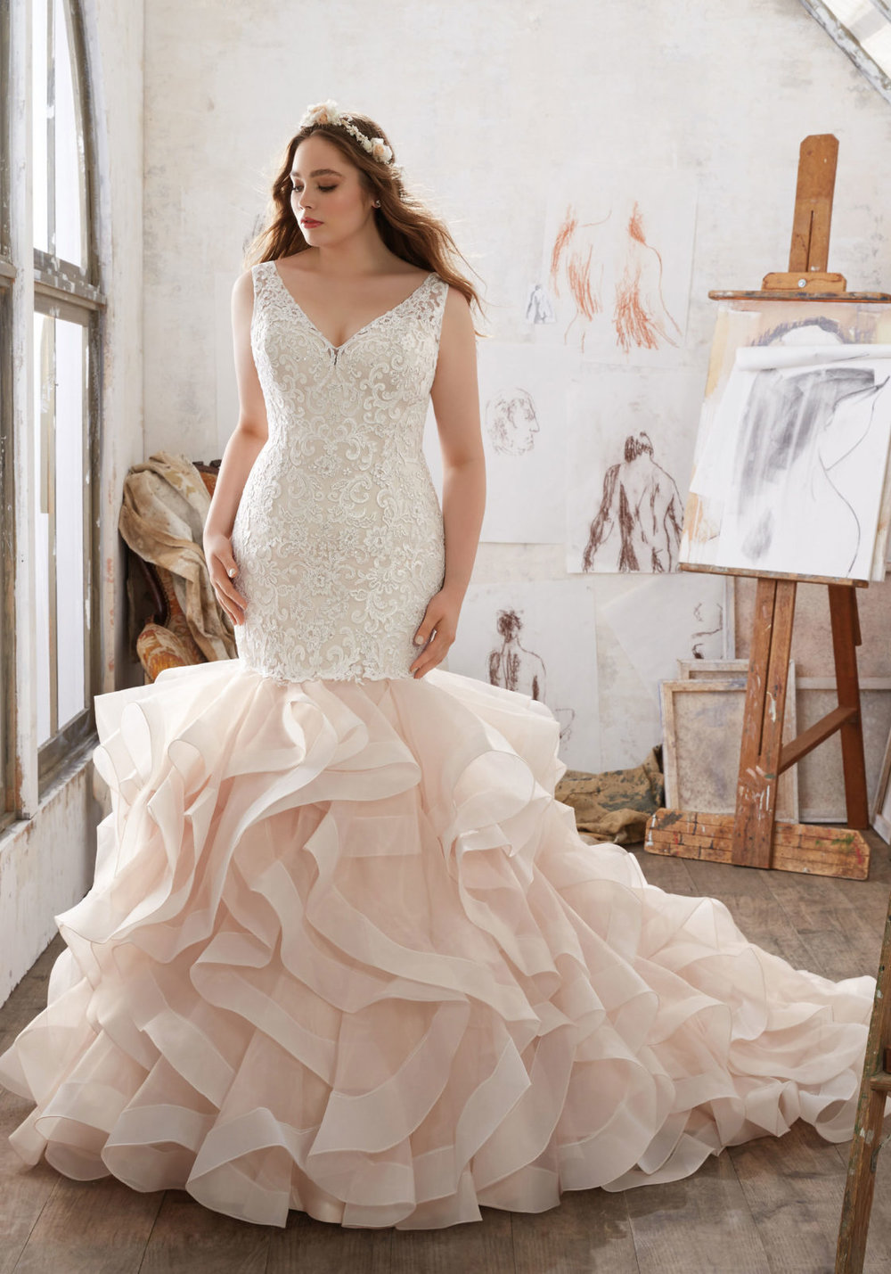 Mildred Wedding Dress by Morilee