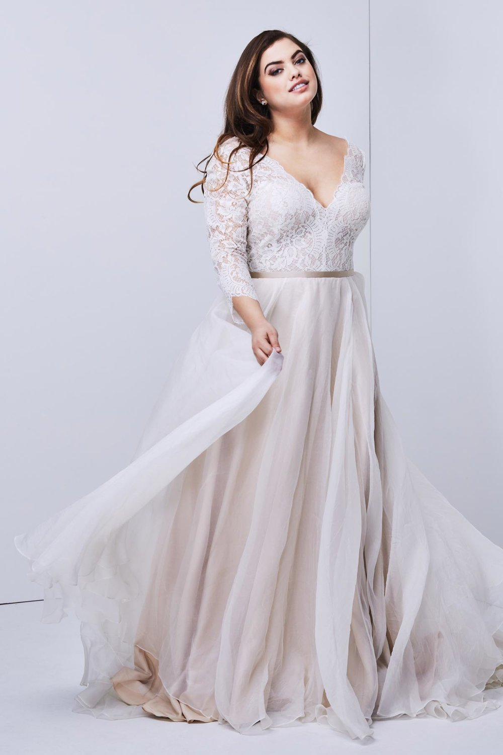 Shiloh Wedding Dress by Watters