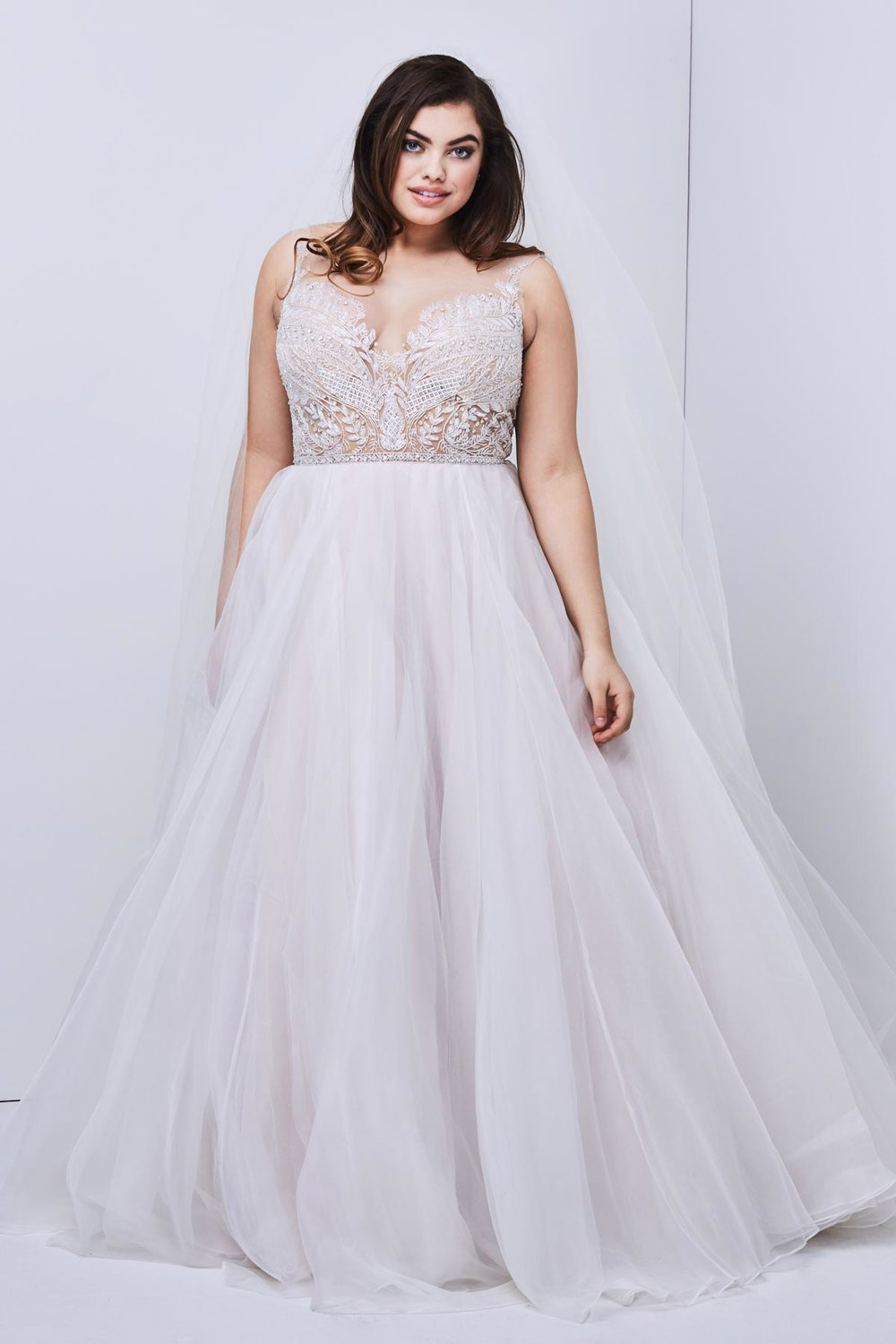 Mihr Wedding Dress by Watters