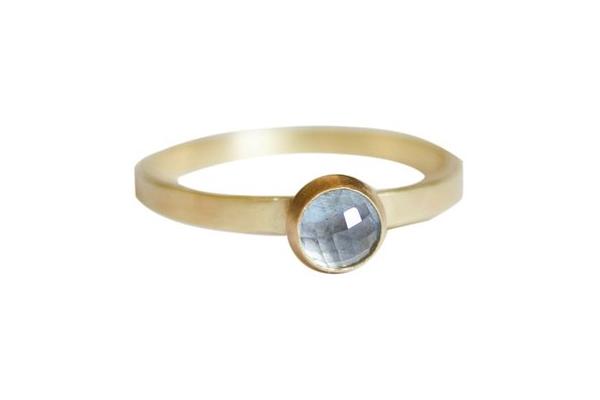 Katherine Sapphire Wedding Ring