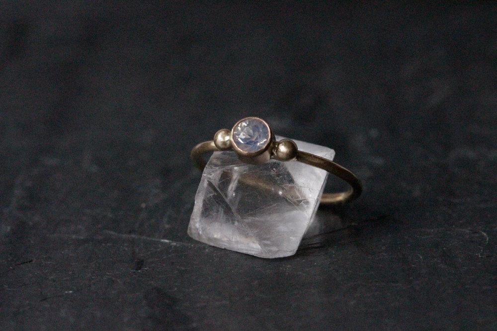 Grand Pré Diamond Wedding Ring