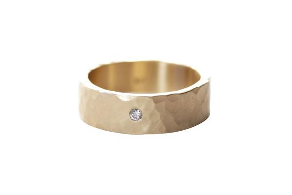 Wyld 6mm Diamond Wedding Band