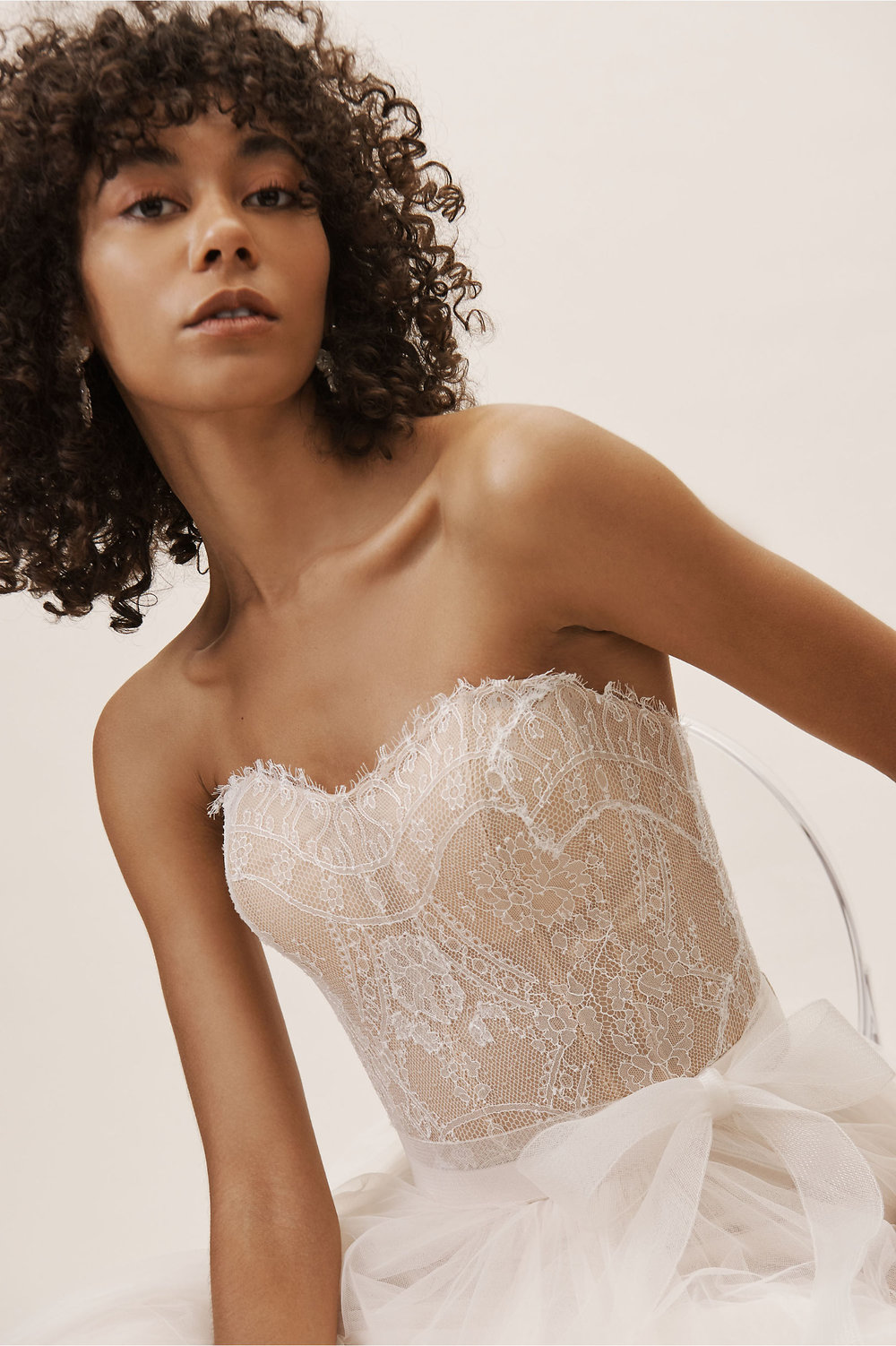 Girard Corset Top BHLDN Spring 2019 Wedding Collection