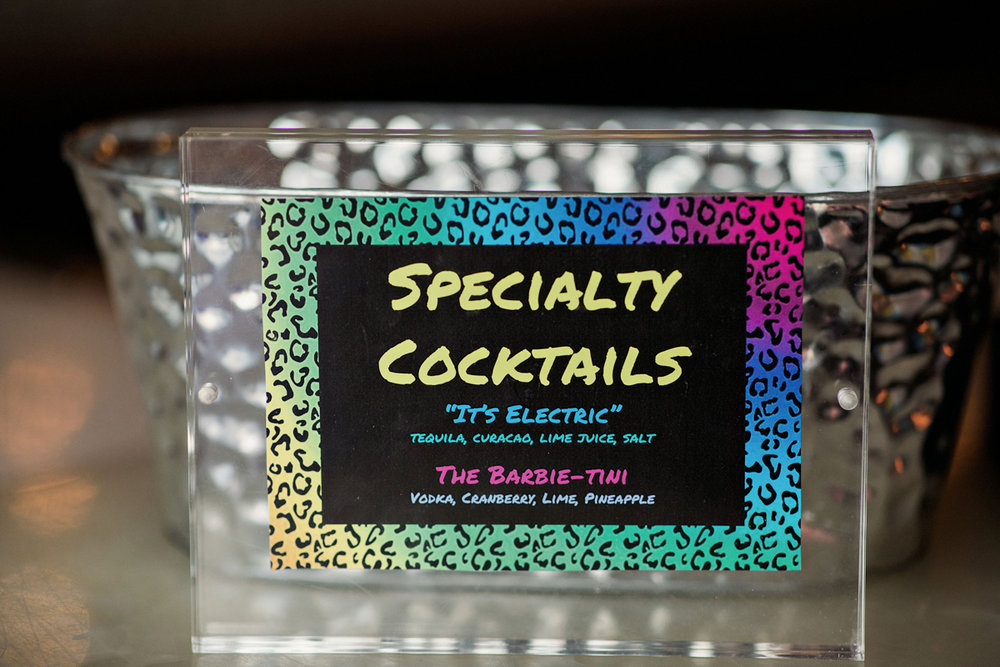 80s themed pride party brooklyn new york card listing specialty cocktails