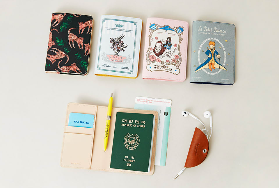 Classic Story Passport Covers by MochiThings