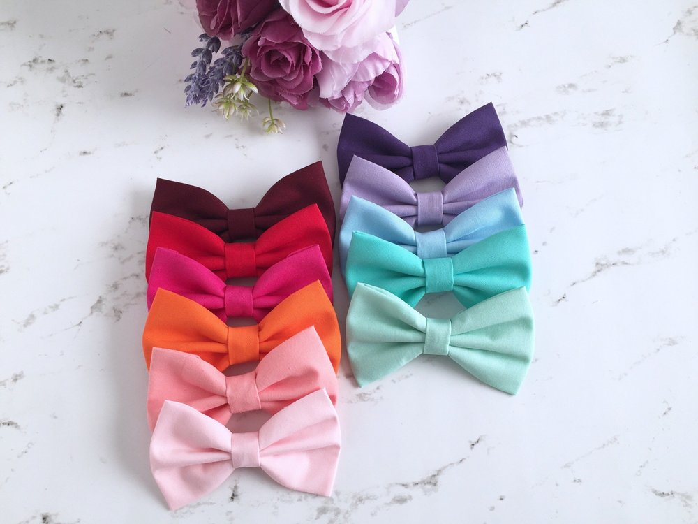 Pet Bow Ties by Unique Wedding Finds