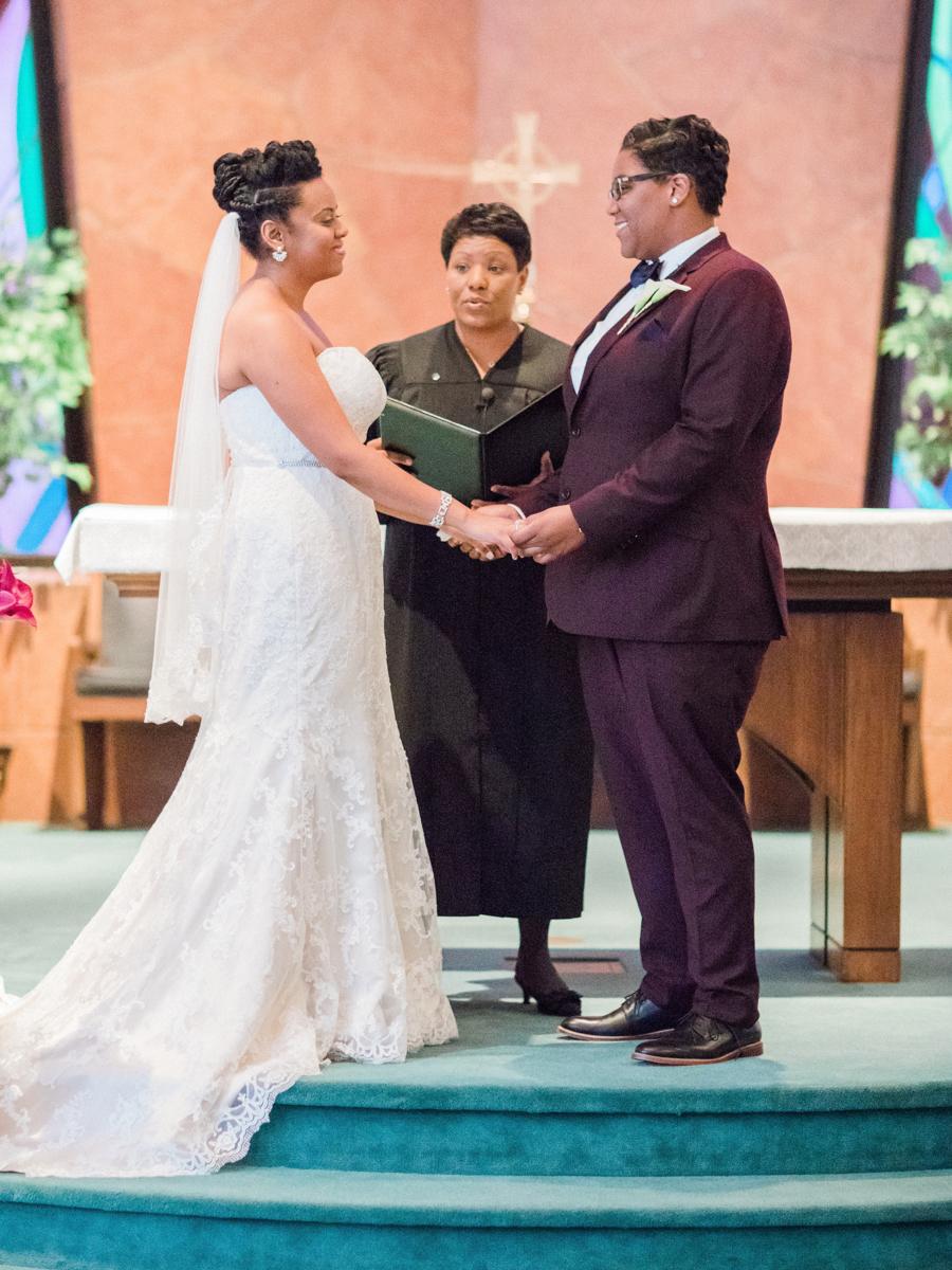 los altos lutheran same-sex wedding ceremony