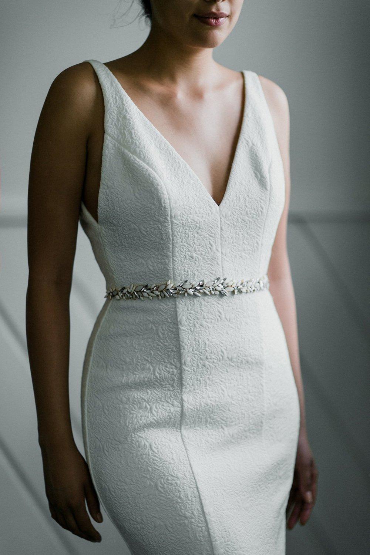 Simone Wedding Belt
