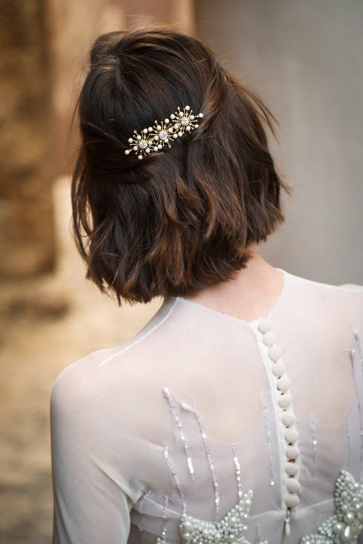 Julia Starburst Hair Pin