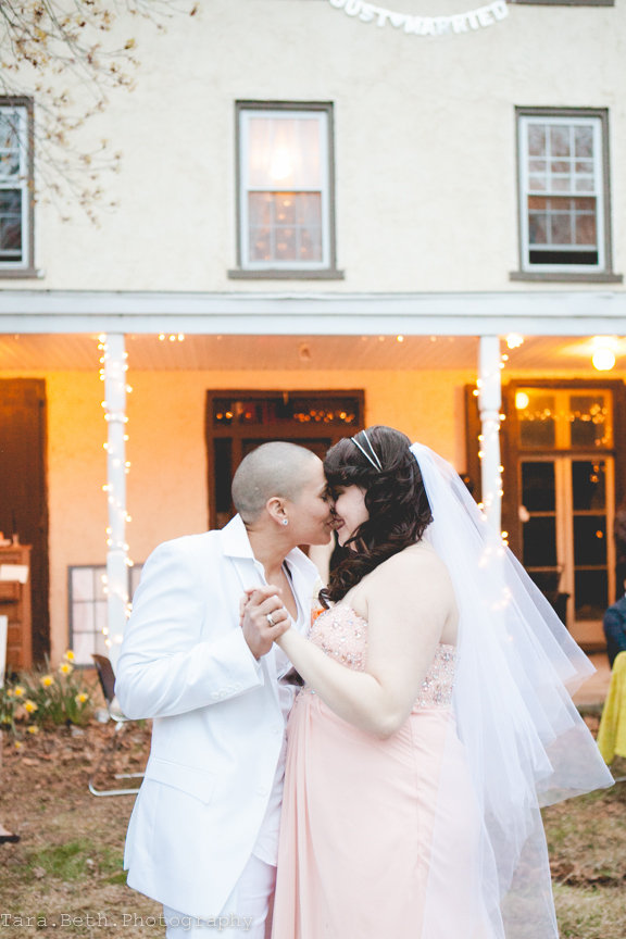Amanda & Jordan's DIY Wedding by Tara Beth Photography