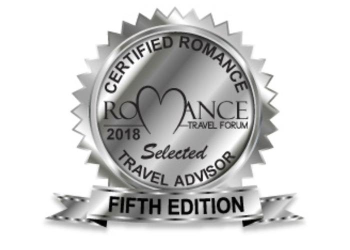Sally Martinez certified romance travel advisor
