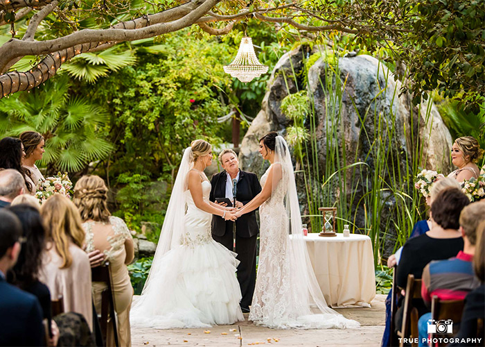 Ceremonies by Bethel wedding ceremony in San Diego California