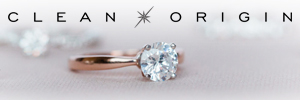 Clean Origin Lab Grown wedding engagement rings