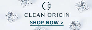 Clean Origin Lab Grown wedding engagement rings. Shop Now.