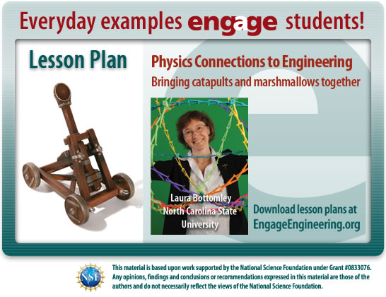 Physics Connections to Engineering