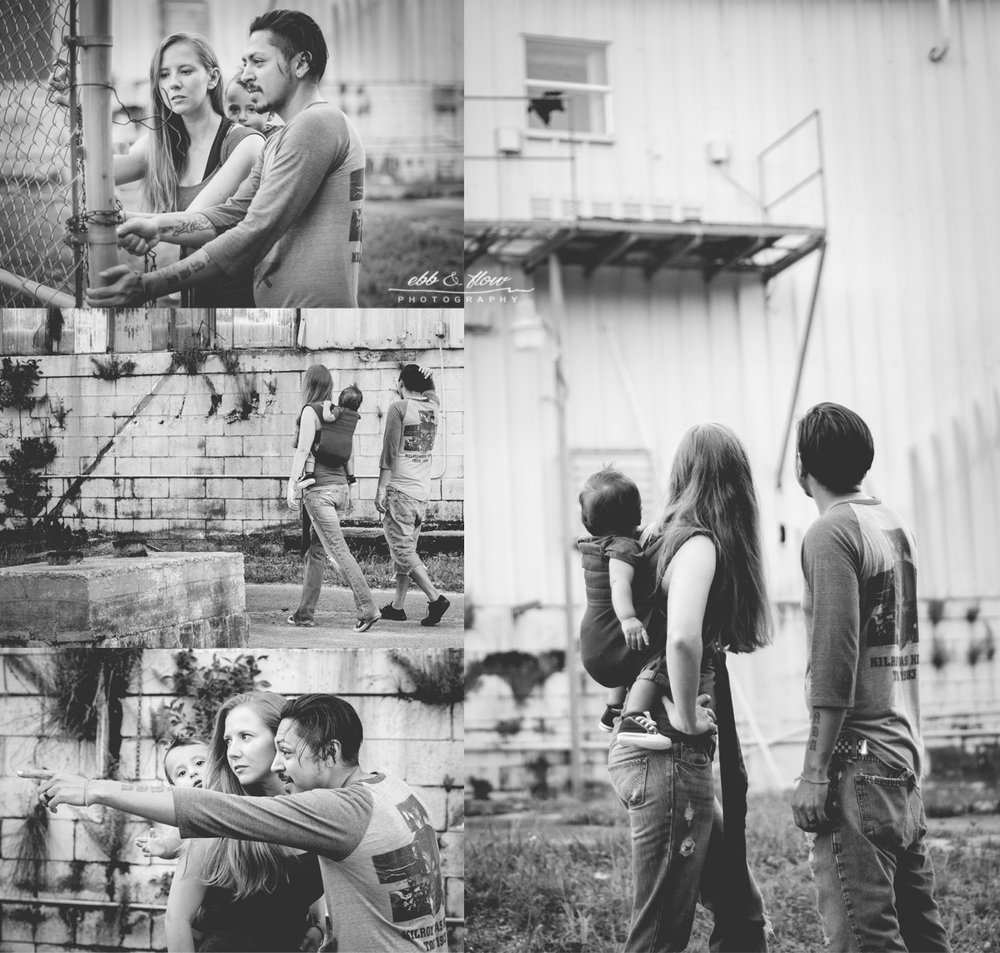 Zombie Apocalypse Family Session - #jabonetemonth - Ebb and Flow Photography
