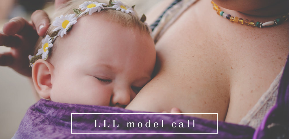 breastfeeding la leche league ebb and flow photography model call