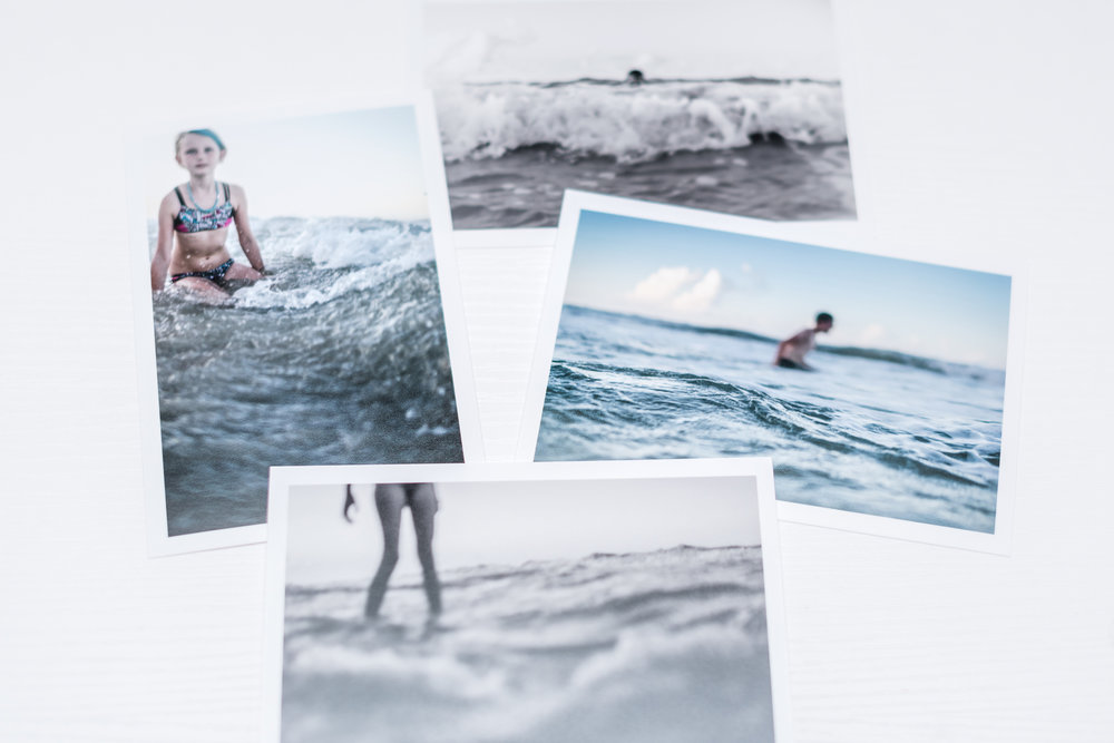 ebb and flow photography printed products