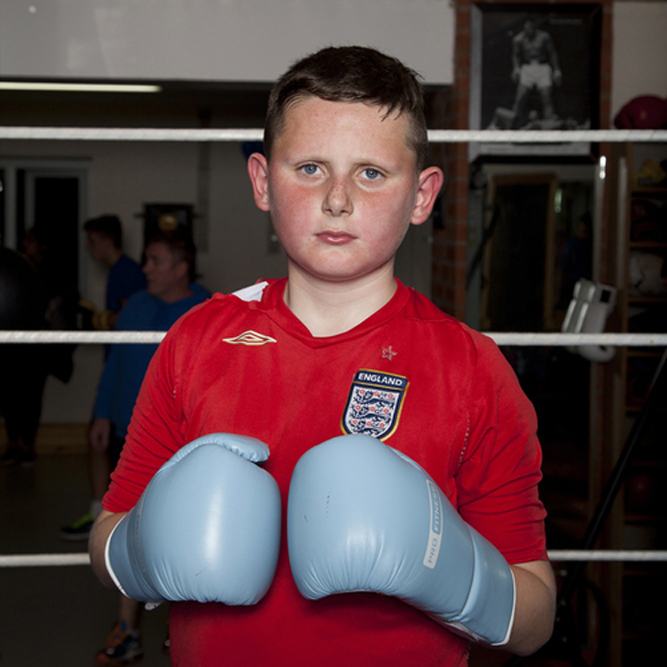 The Royal Oak Boxing Club