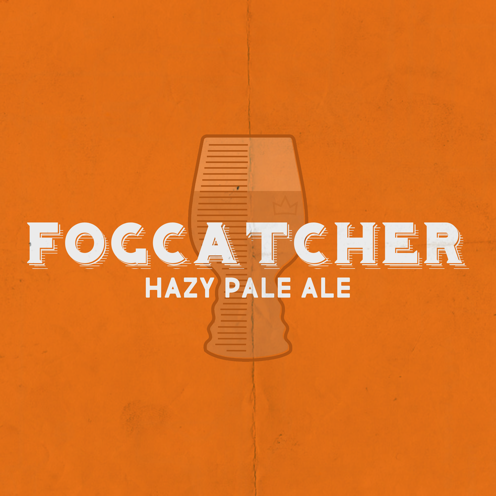 FOG CATCHER Hazy Pale - Style: Hazy Pale AleAlcohol by Volume: 5.8 %Glassware: IPA GlassMalt: 2-Row, Pale, Oat Malt, Flaked OatsHops: Kohatu, Rakau, Waimea, MotuekaNotes: Little bitterness. Slightly sweet. Fruitiness. Tropical fruit and citrus.