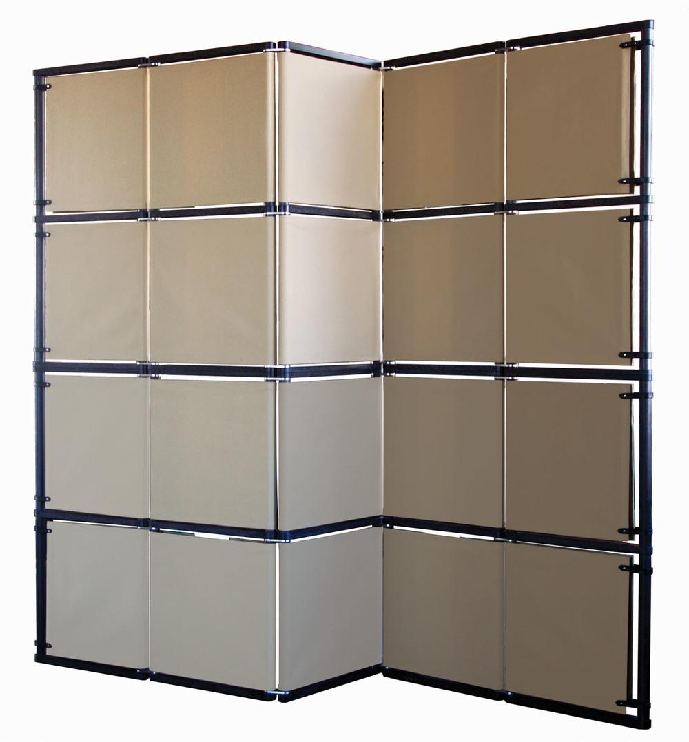 Lambert Folding Screen / Room Divider