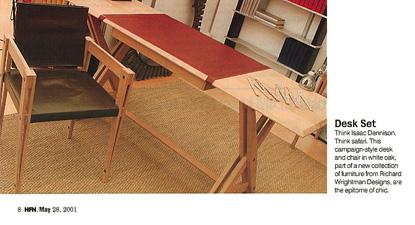 See: Octavio Desk