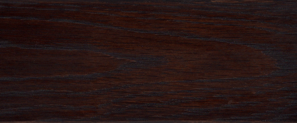 white oak - dark brown